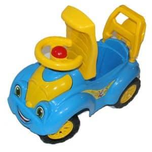 Толокар Kidsmall 3481 Yellow/Blue