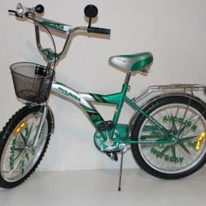 Велосипед Moldova 20 Зеленый/Серый