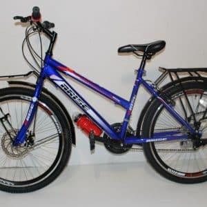 Велосипед Arise 24 Синий/Белый