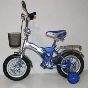 Велосипед Moldova 12 Синий/Серый